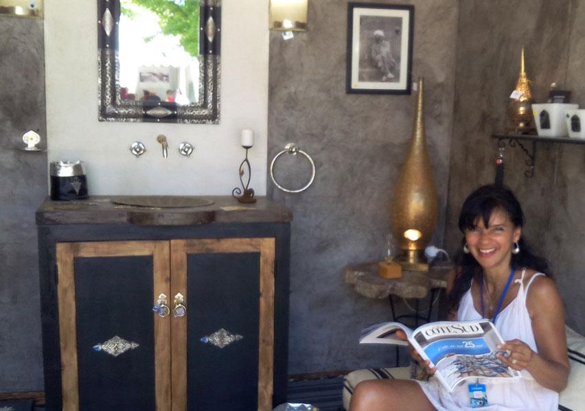 leila dahir - prestations marocaines : ventes en ligne, déco, revêtement mural