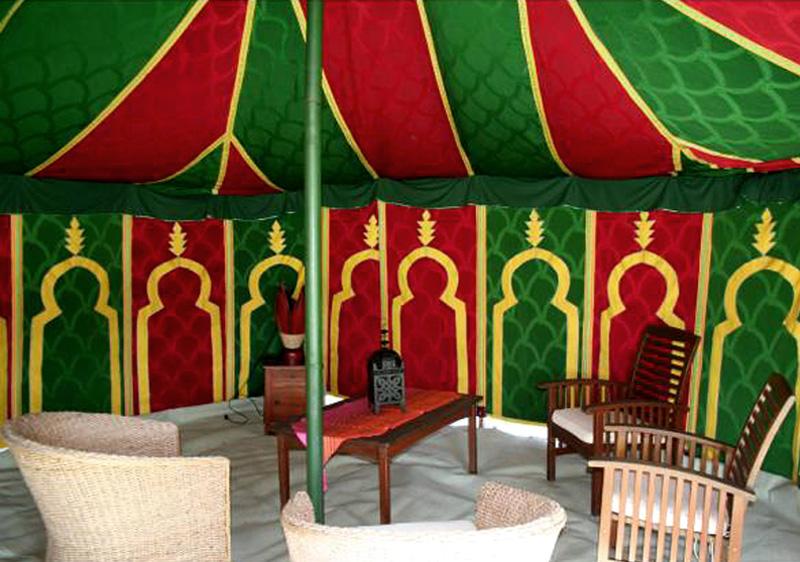tente ca dale vendre marocaine sur mesure rose des sables. Black Bedroom Furniture Sets. Home Design Ideas