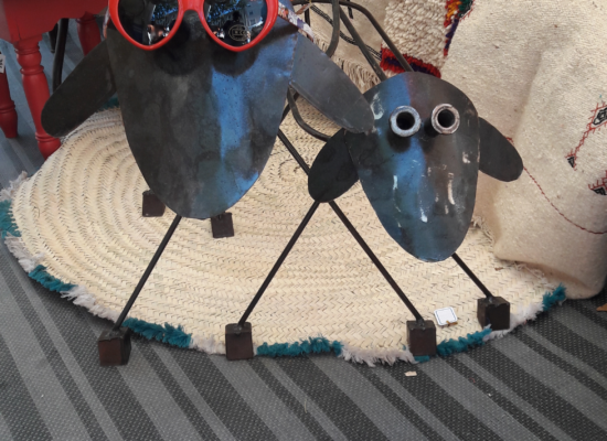 Mouton attendrissant
