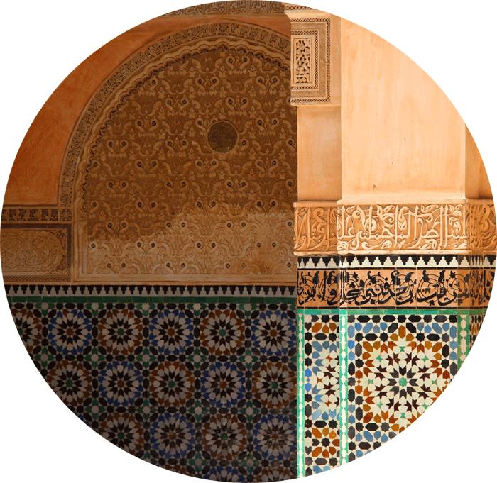 contactez-moi - relooking d'intérieur dans un style marocain