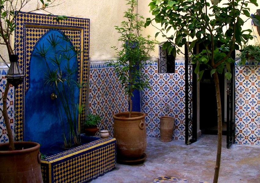 rose des sables location de riad à marrakech