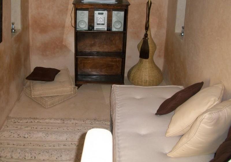 décoration d'intérieur typiquement marocain