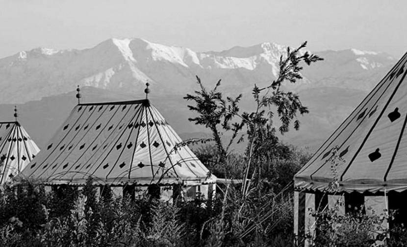 conception de tentes marocaines sur mesure
