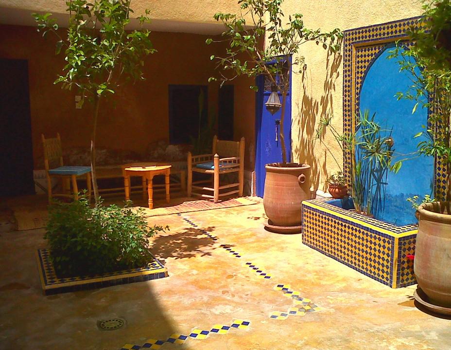 location de riad au Maroc pas cher