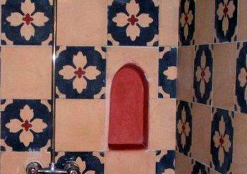 Maroc marocain marocaine Maghreb, oriental, exotique Chaux, revêtement mural, tadelakt terre ciment, carreaux, émaillé, zellige
