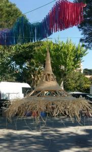 suspension bambouseraie