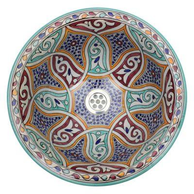 vasque marocaine