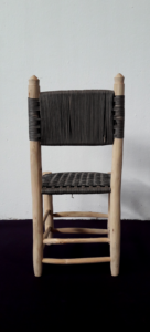 Chaise graphique
