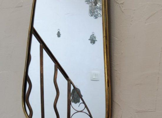 miroir trapéze